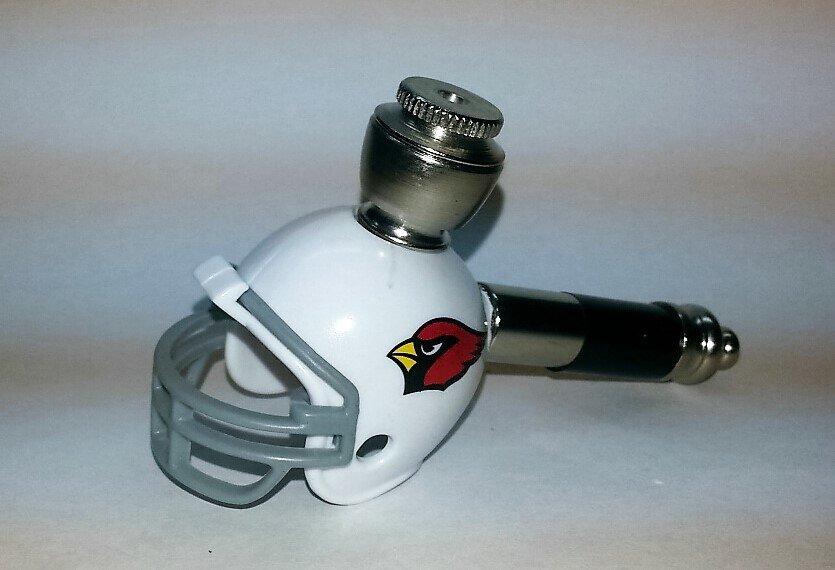 Arizona Cardinals Pocket Mini Helmet Pipe