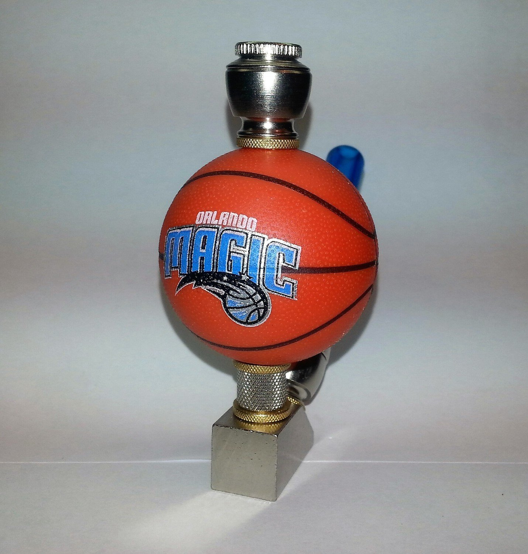 Orlando Magic  NBA Basketball Pipe Wedge Design Nickel/Brass Finish