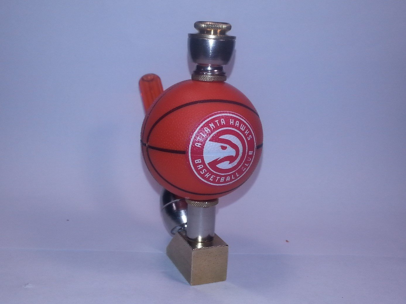 Atlanta Hawks NBA Basketball Pipe Wedge Design 2016