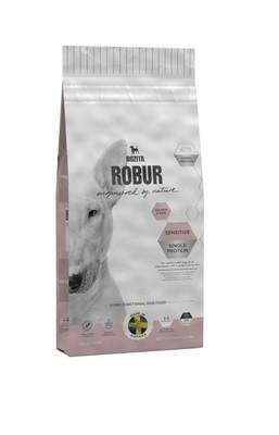 Robur Sensitive Single Protein Salmon & Rice 12,5kg