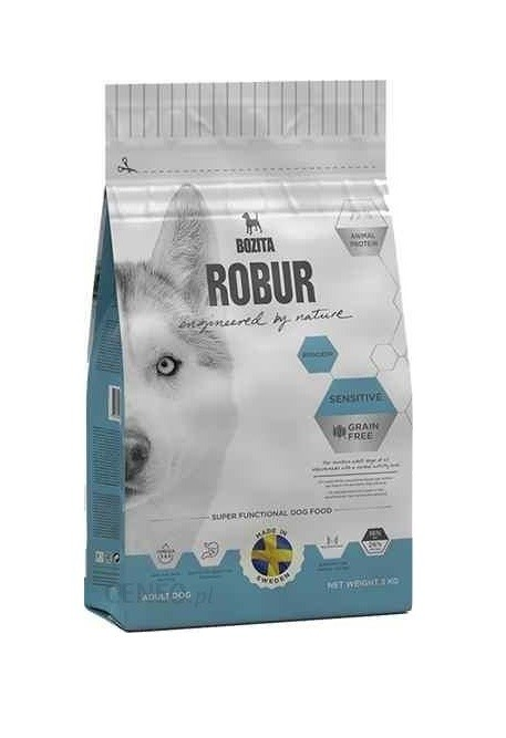 Robur Sensitive Grain Free Renna  11,5kg