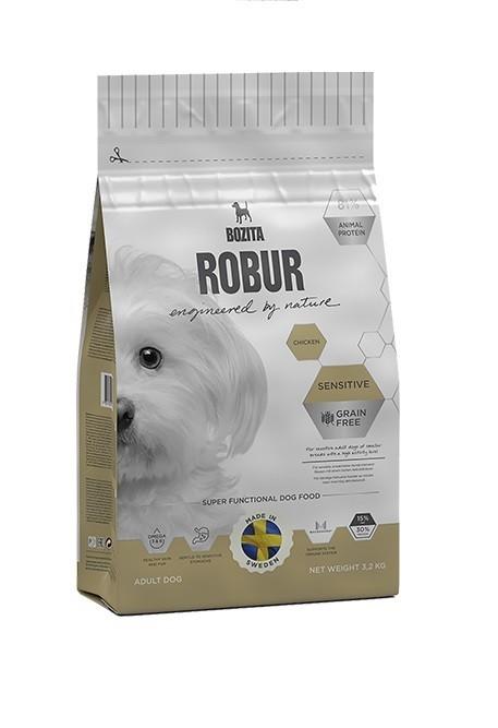 Robur Sensitive Grain Free Chicken 11,5kg