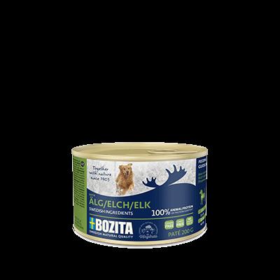 Bozita Paté Alce Grain Free 200gr