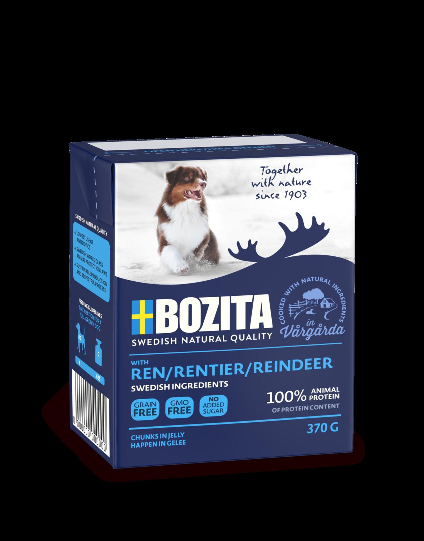Bozita Bocconcini con Renna Grain Free 370gr