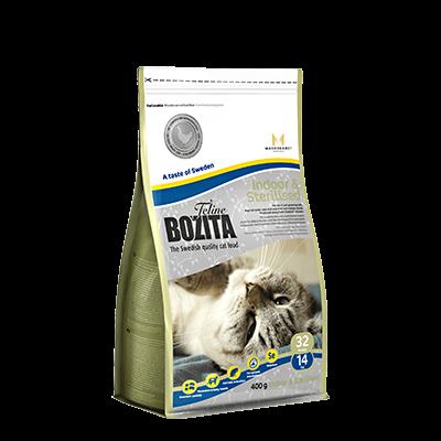 Bozita Feline Indoor & Sterilised 400gr