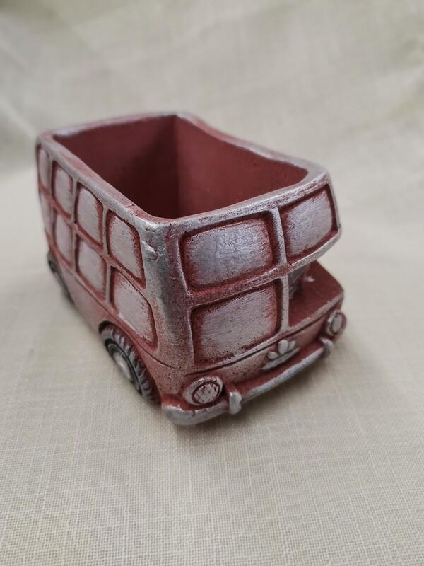 Betonauto Bus