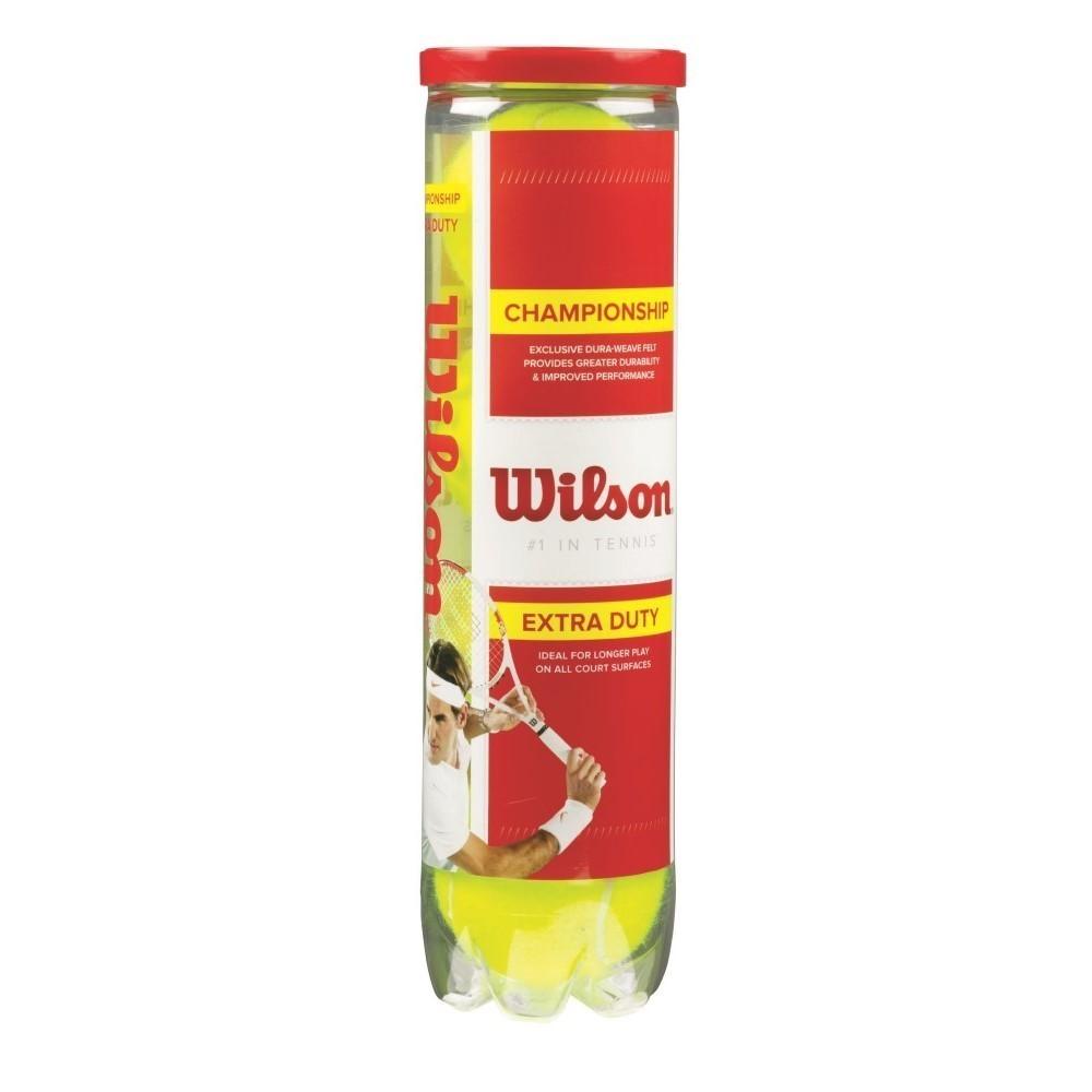 Wilson Championship Tennis Balls 4 Pack