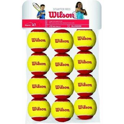 Wilson Starter Red Ball 12 Pack