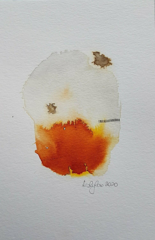 Orangestudy#1