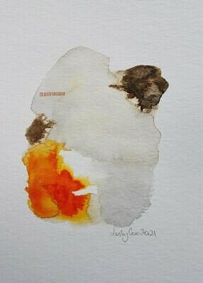 Orangestudy#6