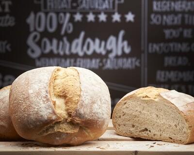 WHITE TRADITIONAL- organic white flour-