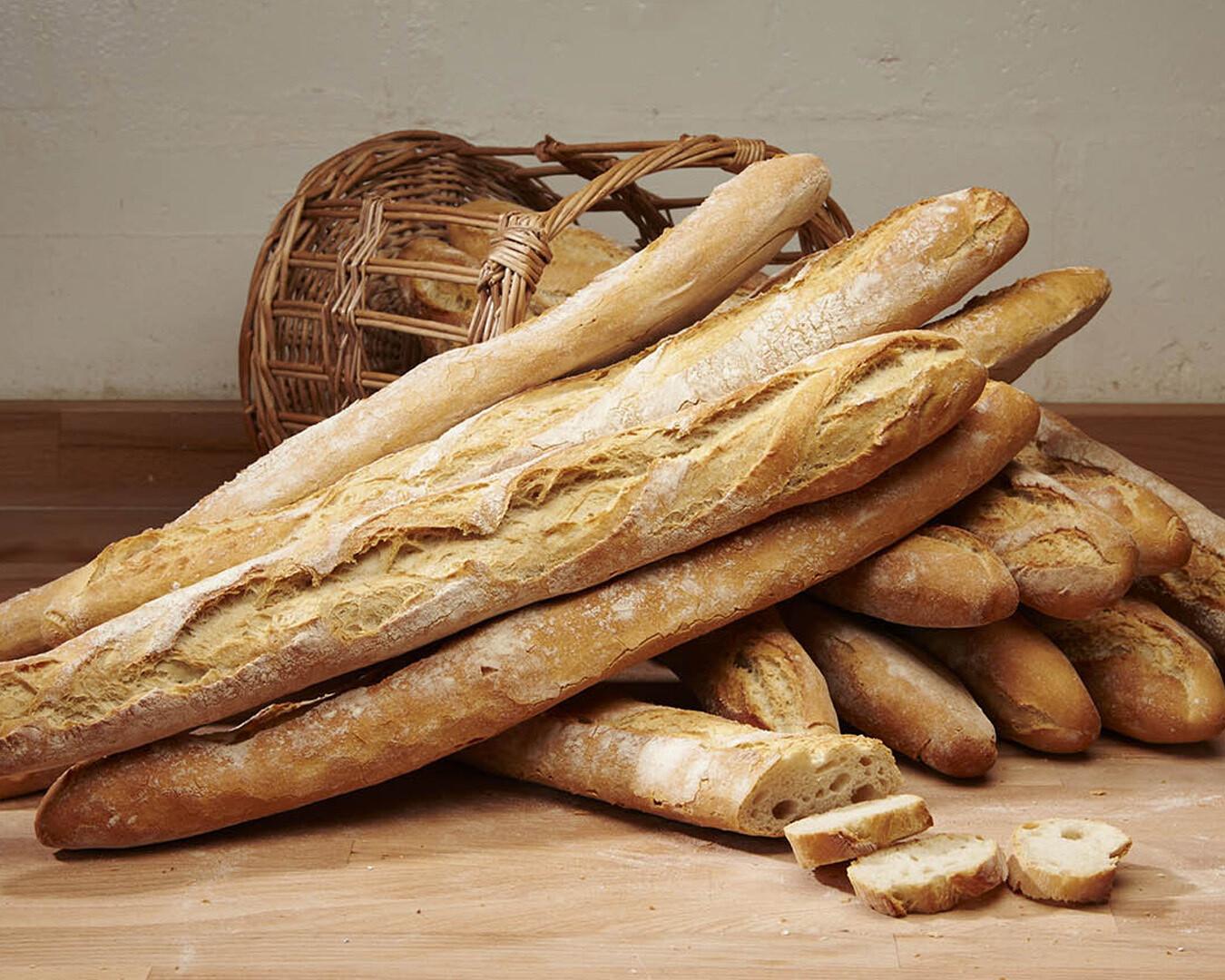 BAGUETTE- organic white flour-