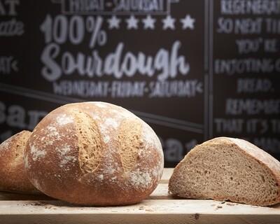 SPELT Loaf- organic wholemeal spelt flour-