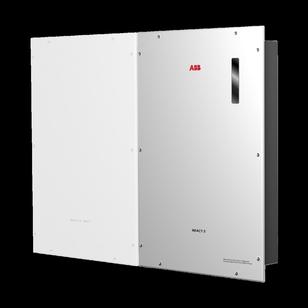 ABB REACT2-UNO-3.6-TL | Hybride Omvormer | 3,6 kW, 1PH
