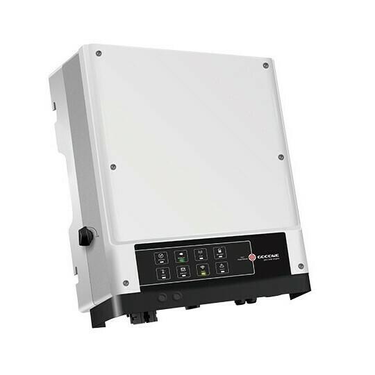 GoodWe GW5048D-EM   Hybride Omvormer   5 kW, 1PH