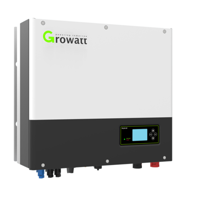 Growatt SPA5000TL3 BH   Retrofit Omvormer   5 kW, 3PH