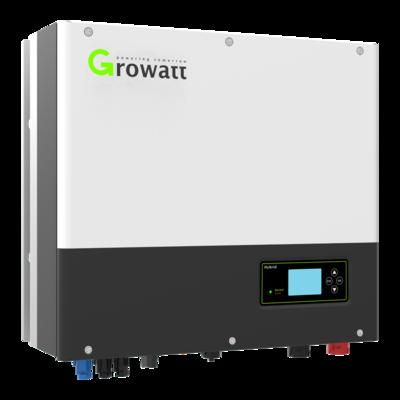 Growatt SPH4000TL3 BH   Hybride Omvormer   4 kW, 3PH