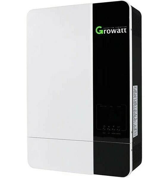 Growatt SPF5000 ES   Off-Grid Omvormer   5 kW, 1PH