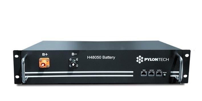 Growatt H48050   Lithium HV Batterij   2,4 kWh, 48 V