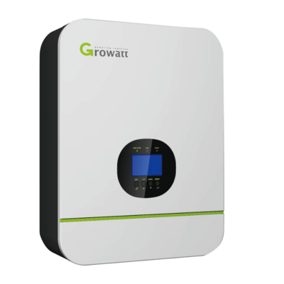 Growatt SPF3000TL HVM-48 | Off-Grid Omvormer | 3 kW, 1PH