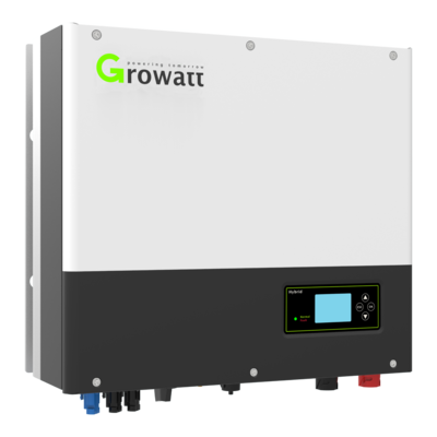 Growatt SPH5000TL3 BH   Hybride Omvormer   5 kW, 3PH