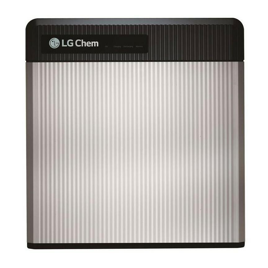 LG Chem RESU10   Li-ion LV-Batterij   9,8 kWh, 48 V