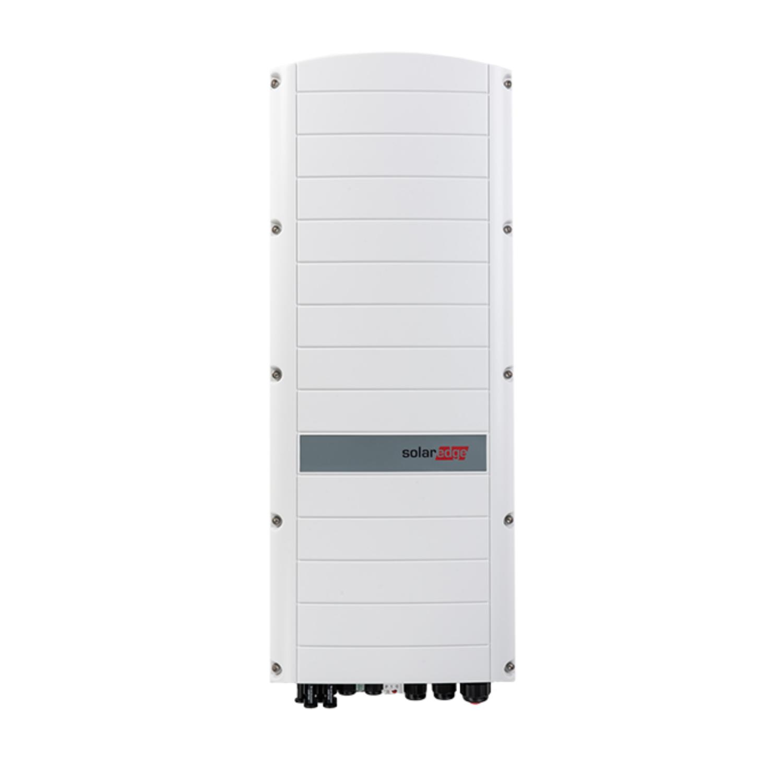 SolarEdge SE10K-RWS | Hybride Omvormer | 10,0 kW, 3PH