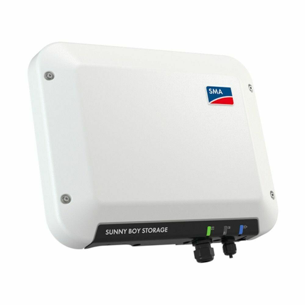 SMA Sunny Boy Opslag 2.5 | Retrofit Omvormer | 2,5 kW, 1PH