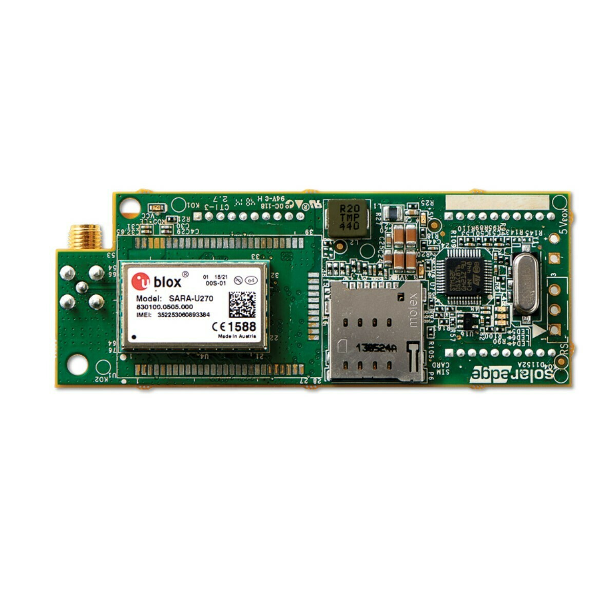 SolarEdge Interface Upgrade Kit voor 1PH StorEdge Omvormer