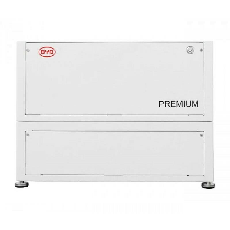 BYD Battery-Box Premium LVL   Pakket   15,4 kWh, 51,2 V