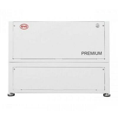 BYD Battery-Box Premium LVL | Pakket | 15,4 kWh, 51,2 V