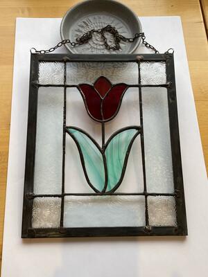 Classic Tulip Panel