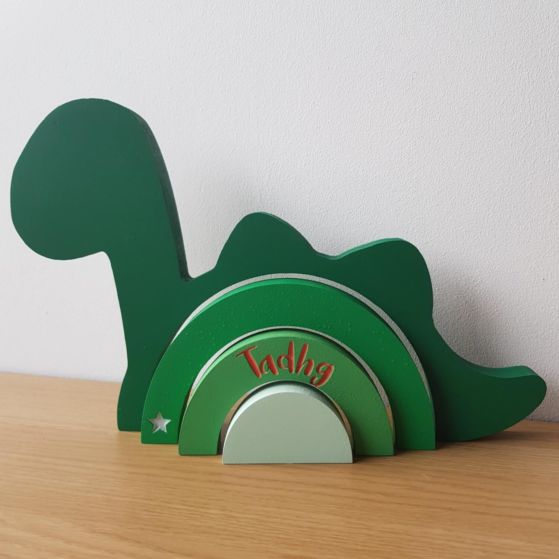 Dinosaur Stacker