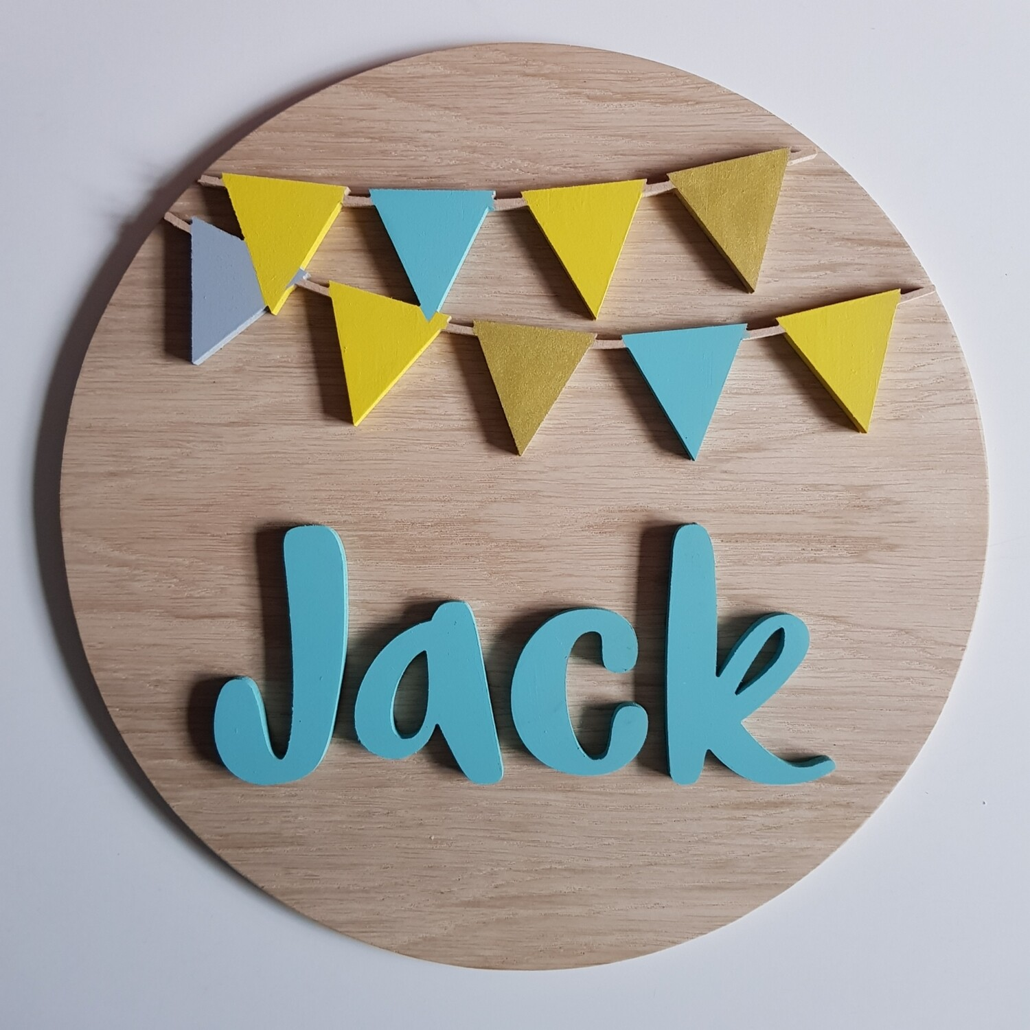 Bunting Sign