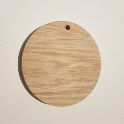 Oak Veneer Rounds