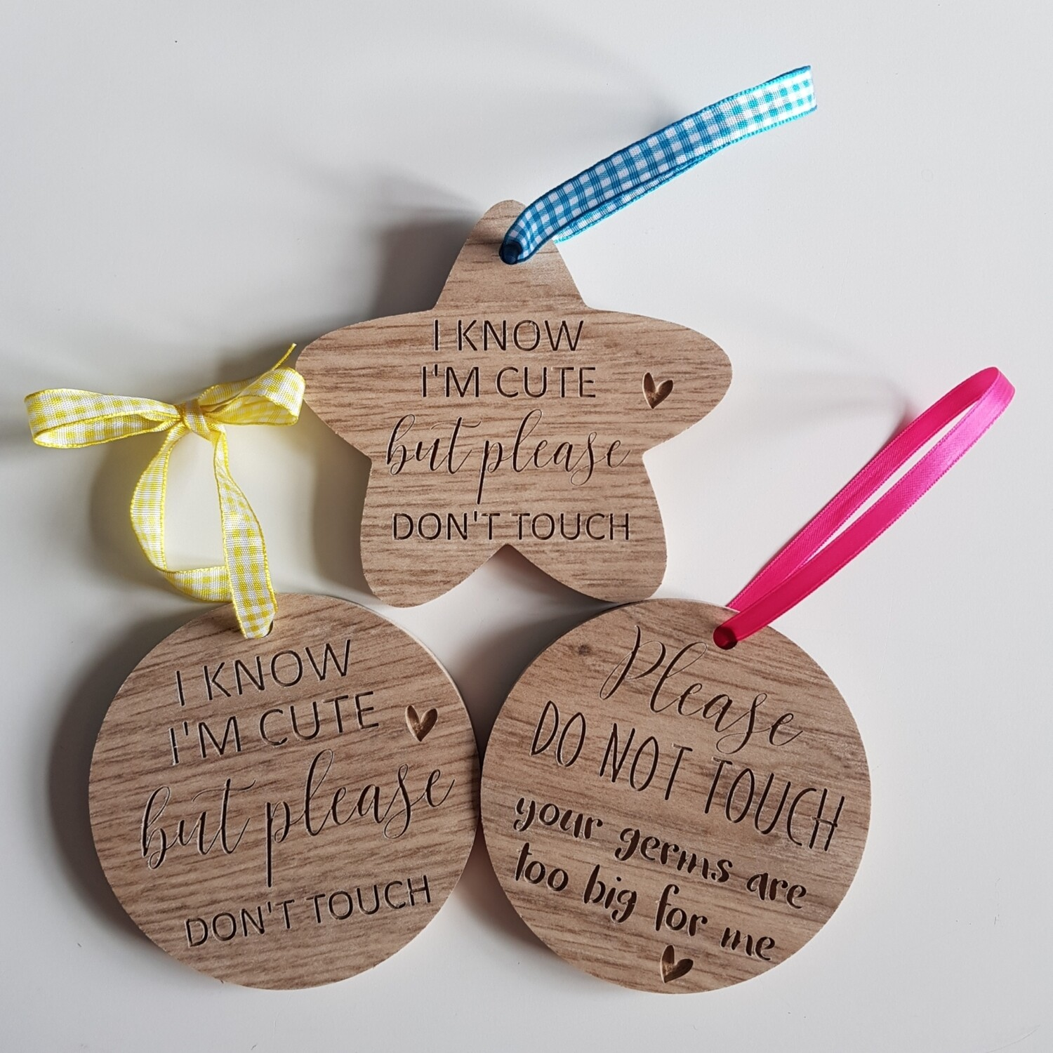 Stroller Tags