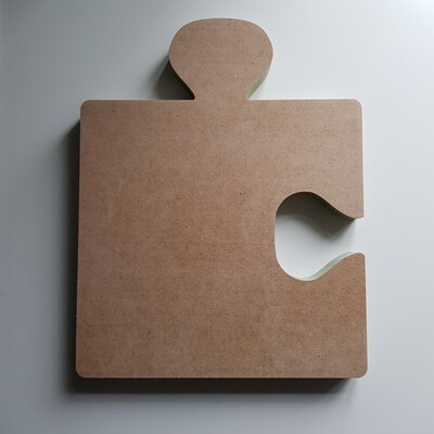 Jigsaw Piece 18mm