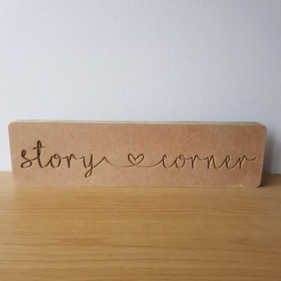 Story Corner 18mm