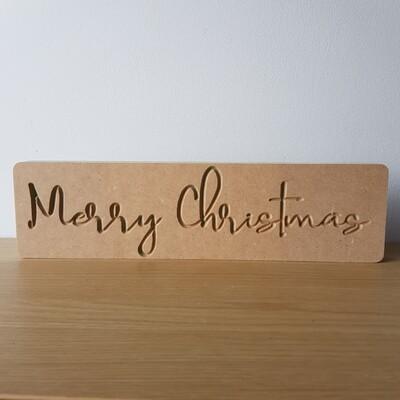 Merry Christmas 18mm
