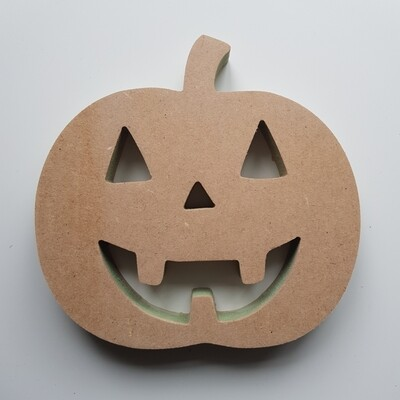 Pumpkin Cutout18mm