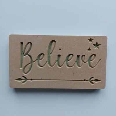 Believe w/Arrow18mm