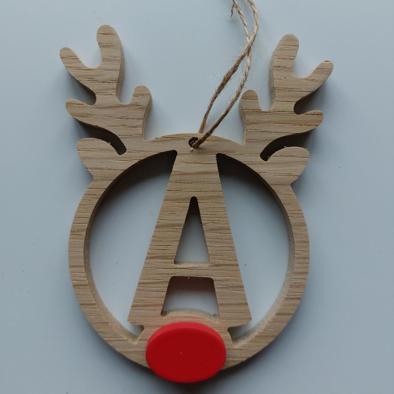 Rudolf Initial Decorations