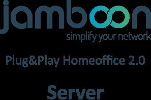 Jamboon Plug&Play Homeoffice 2.0 Server