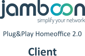 Jamboon Plug&Play Homeoffice 2.0 Client