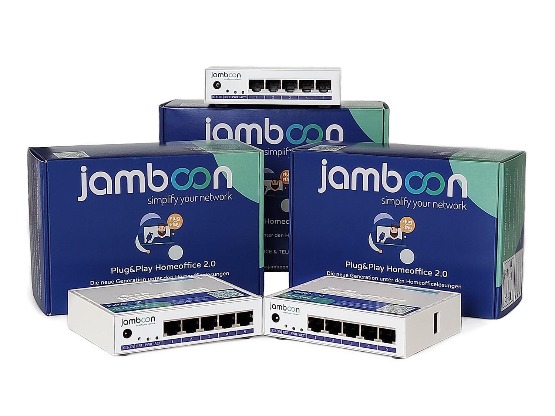 Jamboon Plug&Play Homeoffice 2.0 Starterkit