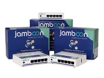 Jamboon Plug&Play Homeoffice 2.0 - Starterkit