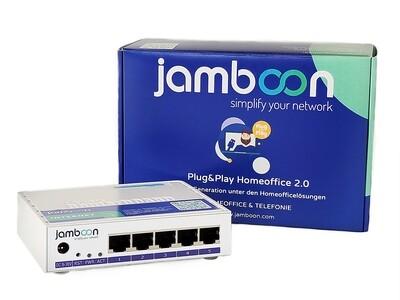 Jamboon Plug&Play Homeoffice 2.0 - Client