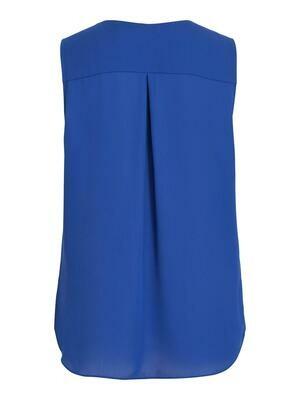 VILUCY S/L TOP - FAV Mazarine Blue