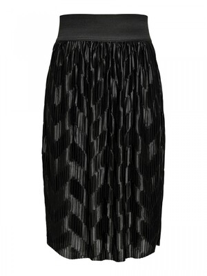 JDYMACI PLEATED SKIRT JRS Black