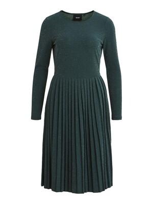 OBJJOANNA L/S DRESS A DIV Pine